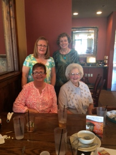 Nancy Kraemer, Betty Huffman,